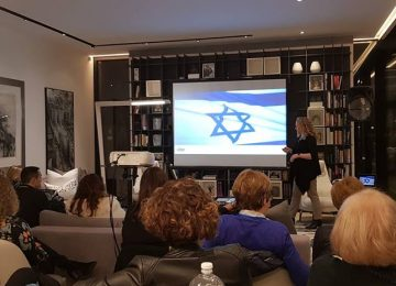 English Speaker's Event – Joanna Landau