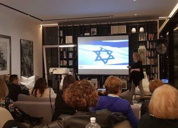 English Speaker's Event – Joanna Landau